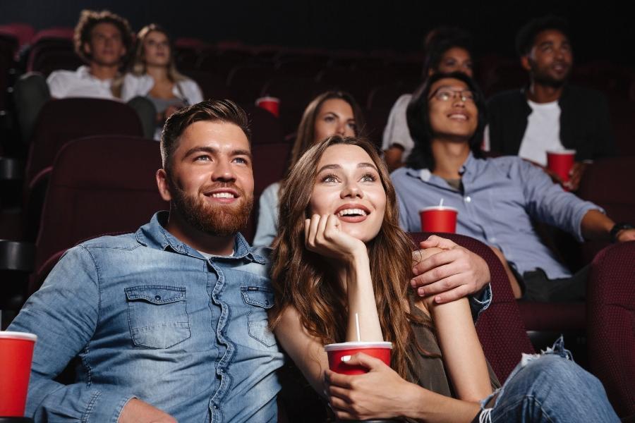 Der richtige Zeitpunkt Heiratsantrag im Kino