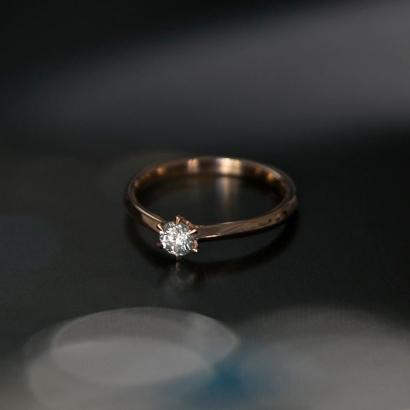 Diamanten haben ein magisches Funkeln