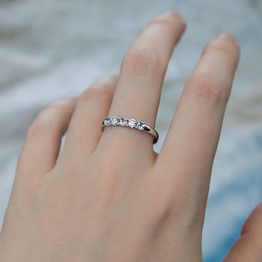Multistone-Ringe Memoire-Ringe