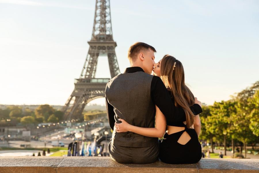 Paris und die Liebe
