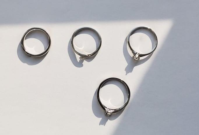 Diverse Ringe - Verlobungsring für den Mann
