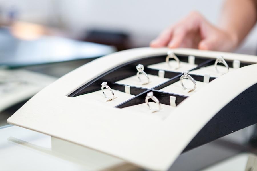 Ring-Kollektion - Online-Beratung praktisch von zuhause aus