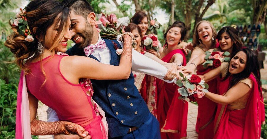 Indische Hochzeit - Hochzeitsbräuche aus aller Welt