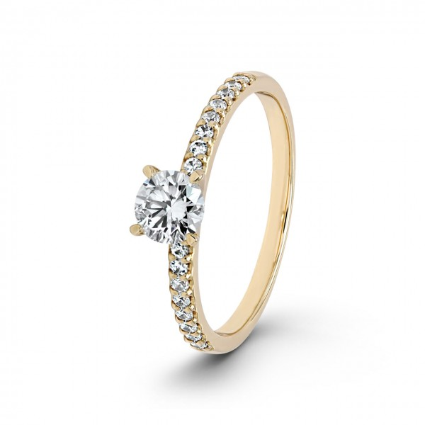 L'amour 0,66 ct.
